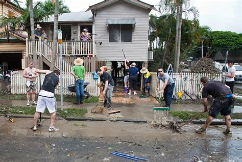 Cleaning Up After a Flood