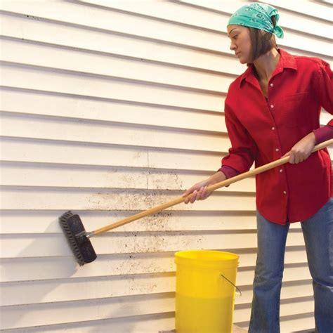 Cleaning Vinyl Siding Family Handyman