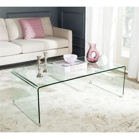 Clear Acrylic Coffee Tables Beso