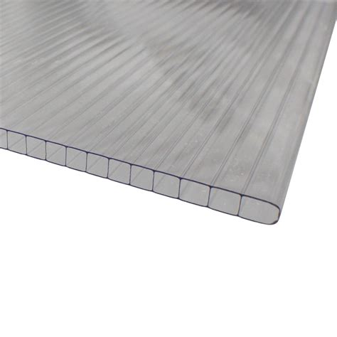 Clear Polycarbonate Roofing Sheet 1200mm x 610mm