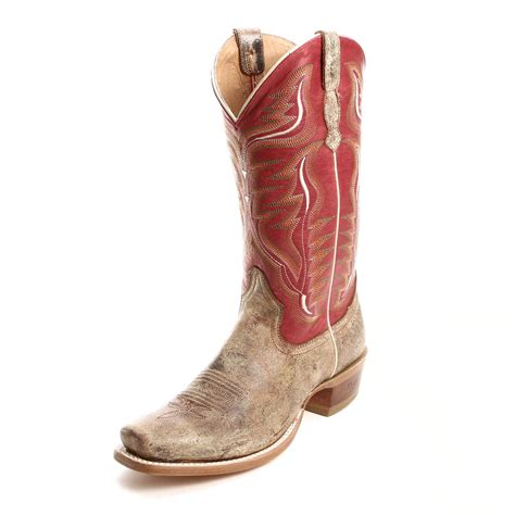 Clearance Mens Cowboy Boots PFI Western
