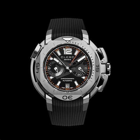 Clerc Watches Engineered to Explore