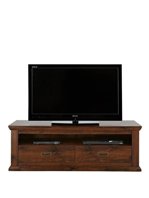 Clifton Wide TV Unit fits up to 60 inch TV very