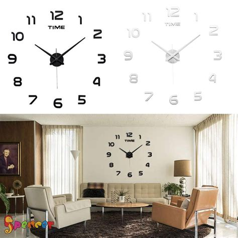 Clock by Room Large Wall Clocks for the Modern Lifestyle
