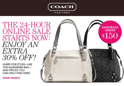Coach Outlet Sale Online