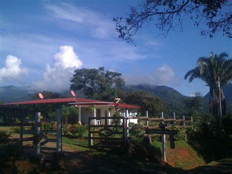 Coffee Mountain Inn Santa Fe Panama Hotel