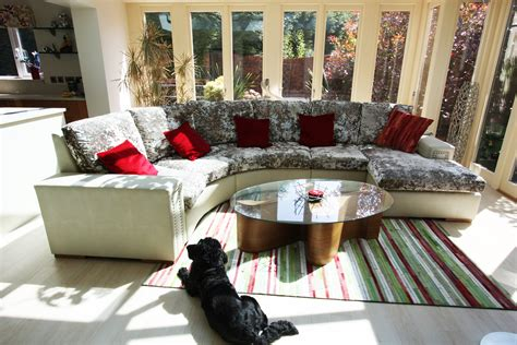 Coffee Table Bespoke Furniture Leather Sofa and Chair