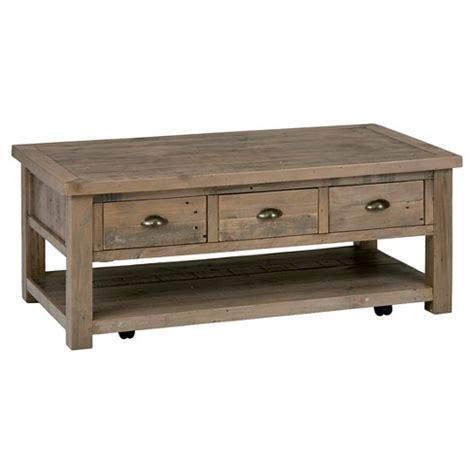 Coffee Table Brown Jofran Target