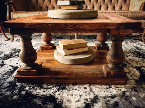 Coffee Table Leg Osborne Wood Products Inc