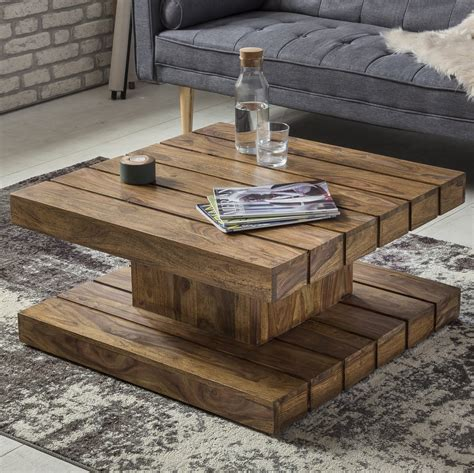 Coffee Table Solid Wood Centre Table Insaraf Saraf