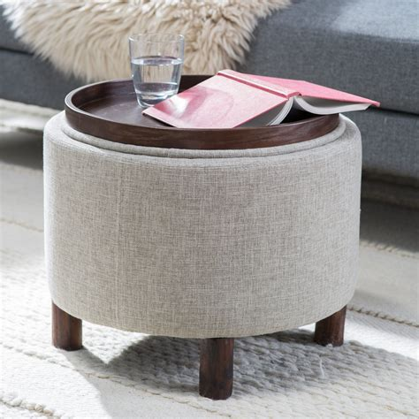 Coffee Table with Storage Hayneedle