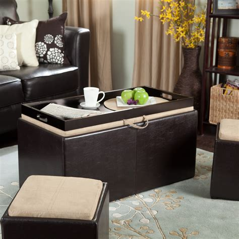 Coffee Table with Storage on Hayneedle Storage Coffee Tables