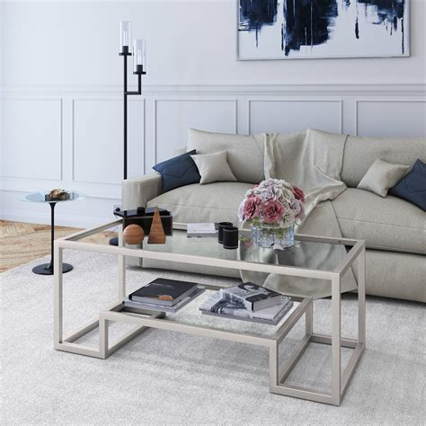 Coffee Tables End Tables Occasional Tables InStyle Home