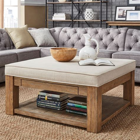 Coffee Tables Ottomans