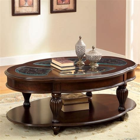 Coffee Tables Traditional Wood Overstock