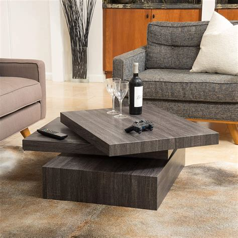 Coffee Tables With Storage Furniture in Fashion