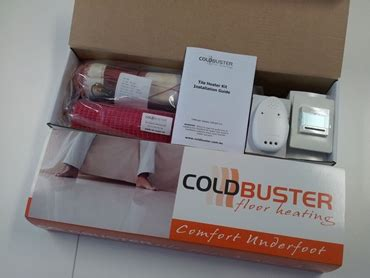Coldbuster Underfloor Heating Australia Electric Floor