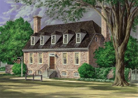 Colonial Style Home Plans House Plans and Home Plans