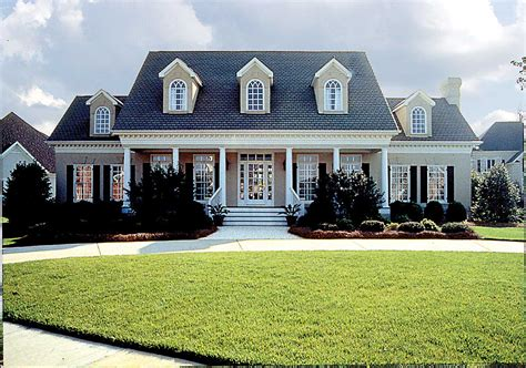 Colonial Style Plans Floor Plans Collection