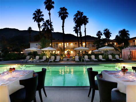 Colony Palms Hotel Downtown Palm Springs CA