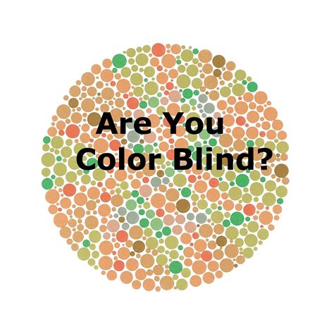 ColorVisionTesting Colorblind