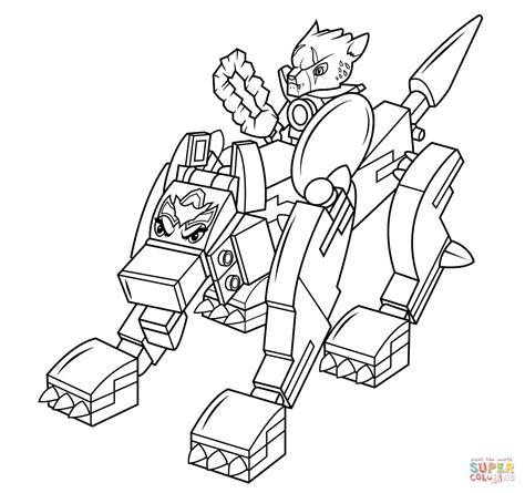 Coloriage Loup Lego Chima Coloriages imprimer gratuits