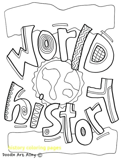 Coloring Book Art History Coloring Pages Printable