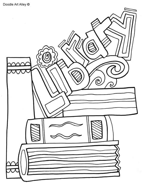 Coloring Library Fun Color pages and sheets for Kids