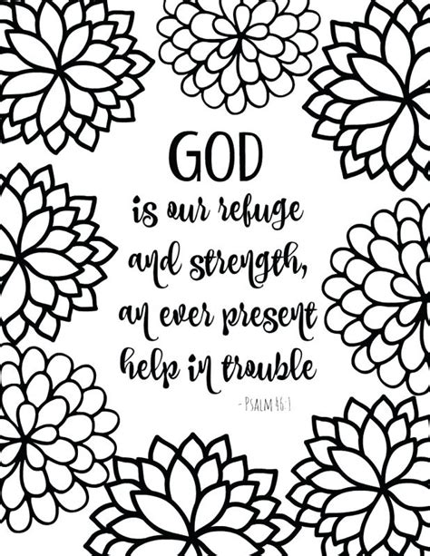 Coloring Pages Building Stronger Families protecting