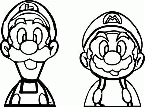 Coloring Pages Mario Bros 57611 coloringpagefree