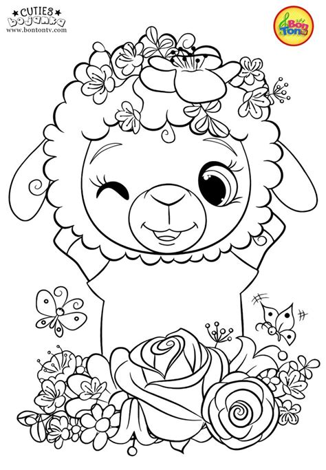 Coloring Pages for Kids Cute and Free iMOM