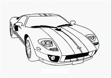 Coloring pages Sports cars 25 coloring pages