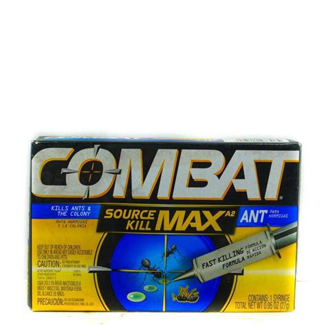 Combat Ant Killing Gel 97306 Insect Bait Traps