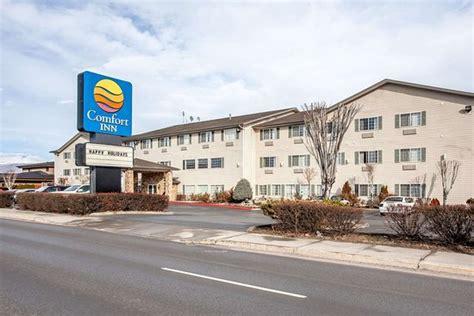 Comfort Inn Downtown in Wenatchee WA Find a Hotel