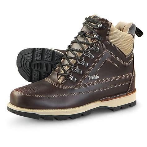 Comfortable Waterproof Men s Boots Rockport
