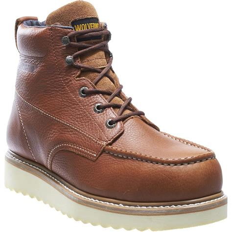Comfortable Work Shoes For Men Wolverine