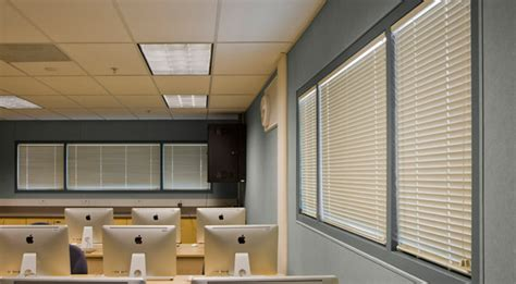 Commercial Blinds Custom Window Treatment BB Commercial