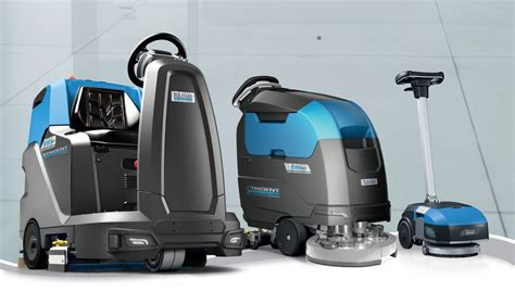 Commercial Industrial Cleaning Equipment Machines