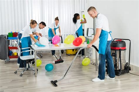 Commercial Industrial Cleaning Services Sydney CBD