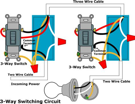 Common Light Switch Wiring Problems Electrical Online