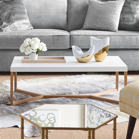 Compact Sized Coffee and End Tables Townhouse 3 Piece