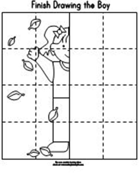 Complete the Drawing Pages Making Learning Fun
