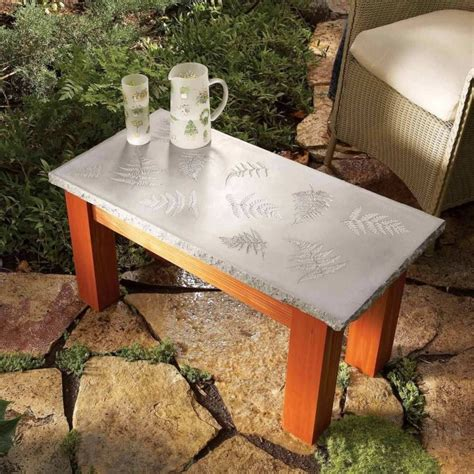Concrete Coffee Table 10 Steps with Pictures