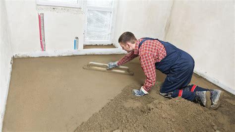 Concrete garage floor DIY Doctor UK DIY Forums