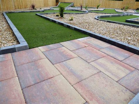 Concrete paving slabs Allsands Builders Merchants