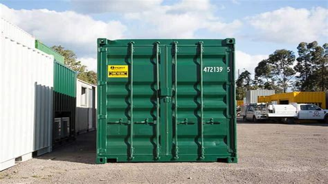 Conex Container Sales Rentals Buy Conex Containers