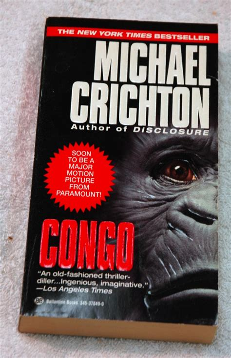 Congo MichaelCrichton