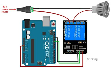 4 pin 12v relay wiring diagram images pin relay wiring diagram connecting a 12v relay to arduino instructables