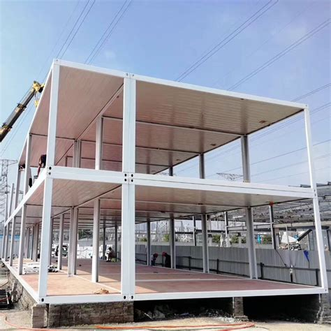 Container Office Homes Mobile Homes Manufacturer from