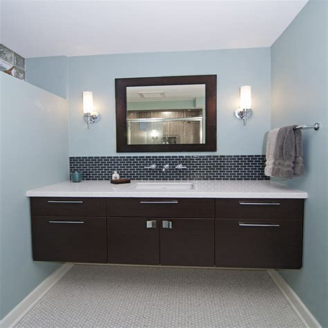 Contemporary Bathroom Vanity Lights Houzz